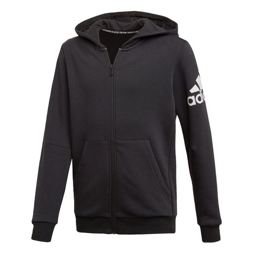 adidas Performance Sweatjacke »Must Haves Badge of Sport Track Top«