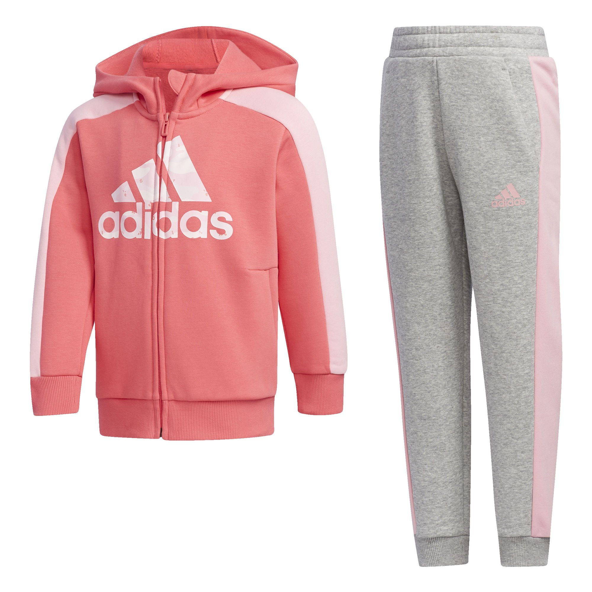 adidas Performance Trainingsanzug »Graphic Kapuzenjacken Set« online kaufen | OTTO