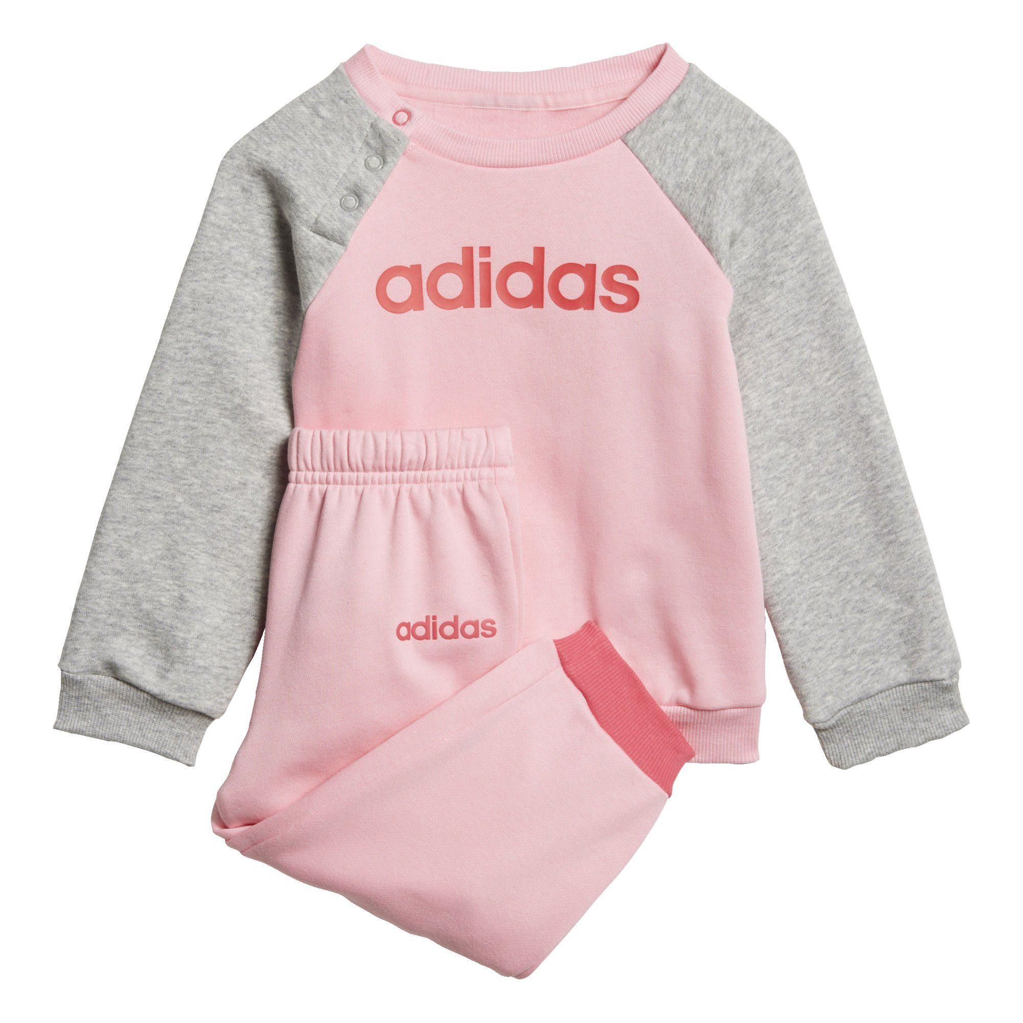 adidas Performance Trainingsanzug »Linear Fleece Jogginganzug«, Essentials online kaufen | OTTO