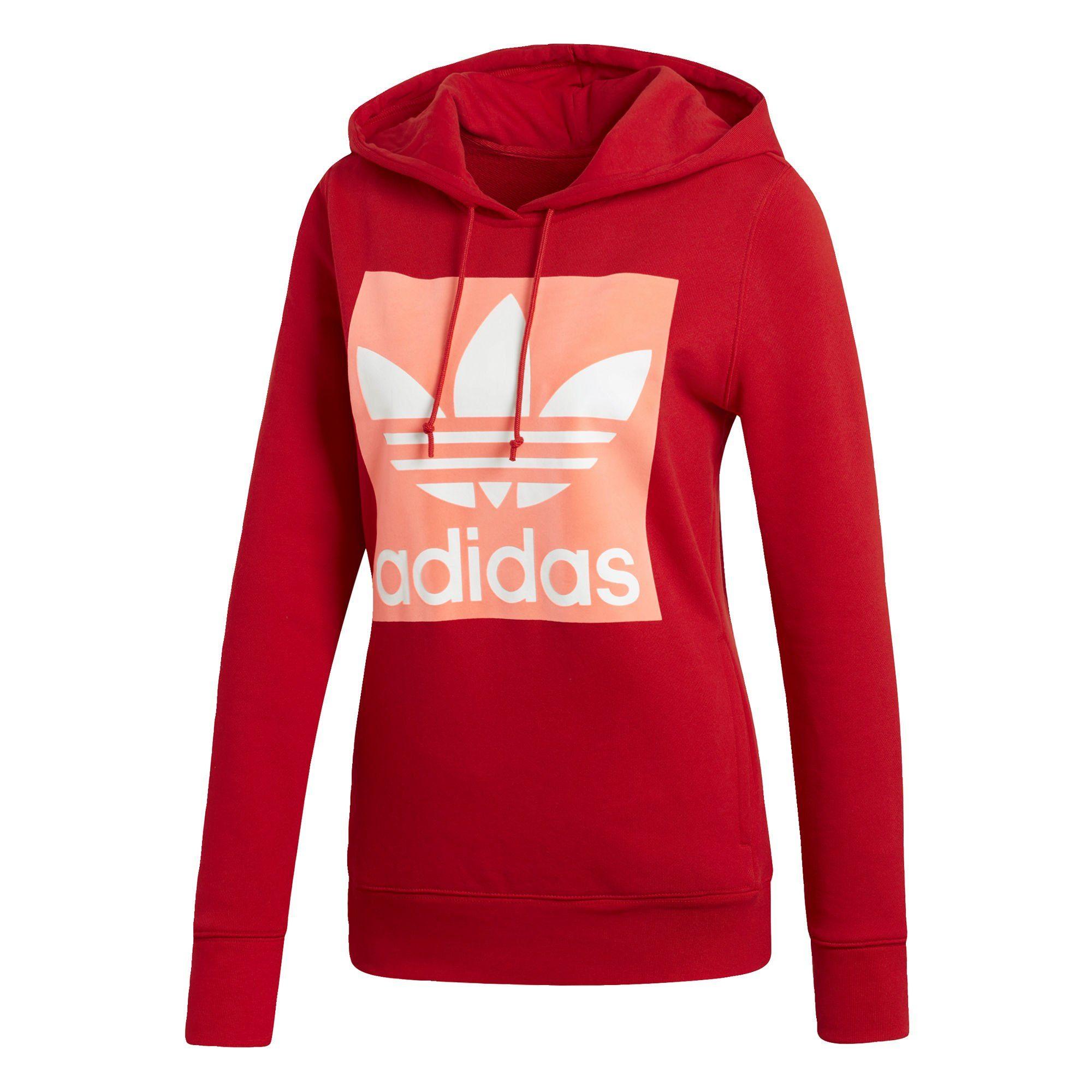 adidas Originals Trainingspullover »Trefoil Hoodie« adicolor online kaufen | OTTO