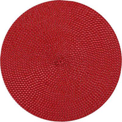 Platzset, »Basket«, stuco, (Set, 4-St)