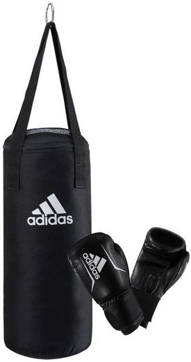adidas Performance Boxsack »adidas Performance« (Set, mit Boxhandschuhen)