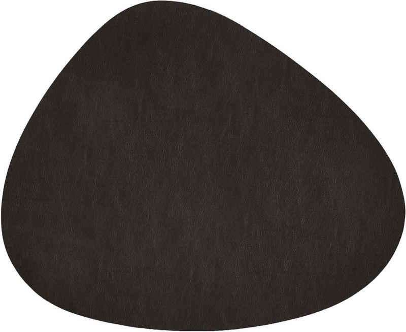 Platzset, »Kaja - Stone-Shape«, stuco, (Set, 2-St)