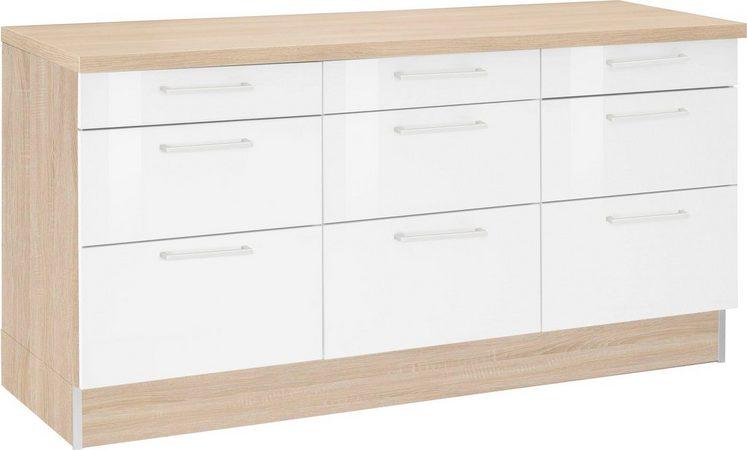 S+ by Störmer Sideboard »Melle Basis«, Breite 181 cm, vormontiert