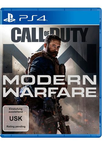 Call of Duty Modern Warfare PlayStatio...