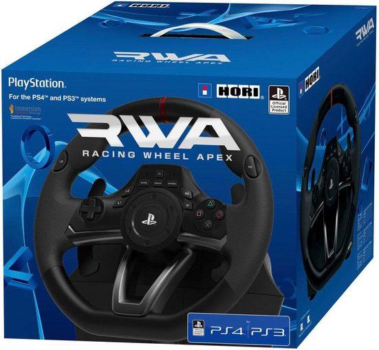 »PS4 RWA: Racing Wheel Apex« Gaming-Lenkrad