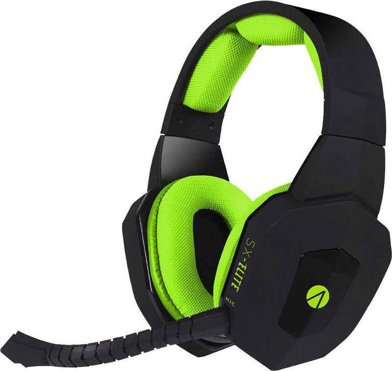 Stealth »SX-Elite Stereo« Gaming-Headset (Mikrofon abnehmbar)