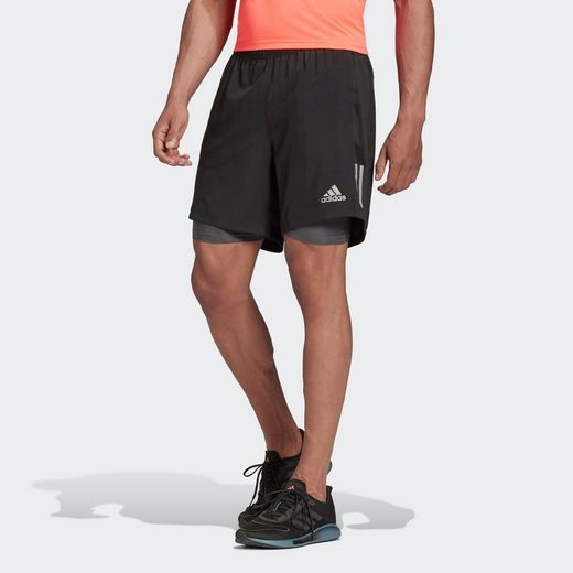 adidas Performance Funktionsshorts »OWN THE RUN TWO-IN-ONE«