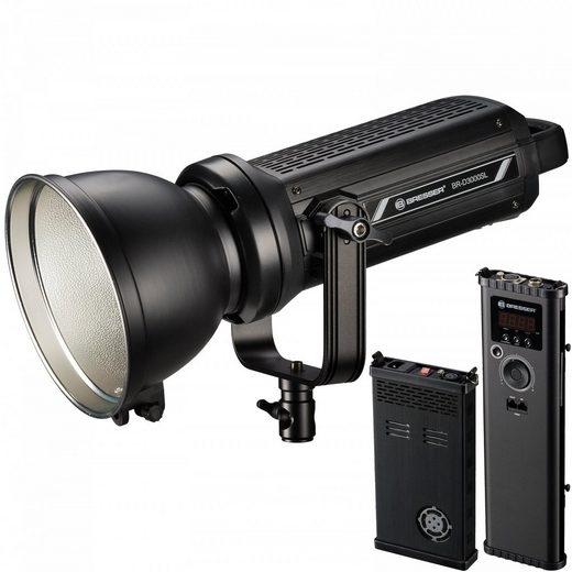 BRESSER LED Lampe »BR-D3000SL COB LED Spotlicht mit Kühlung«