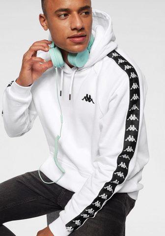 KAPPA Sportinis megztinis su gobtuvu