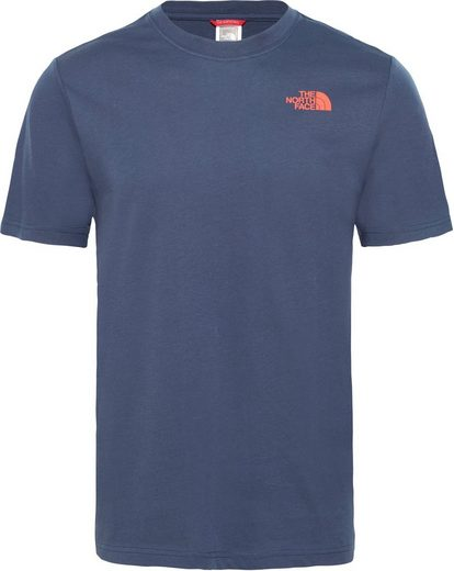 The North Face T-Shirt »Redbox SS Tee Herren«