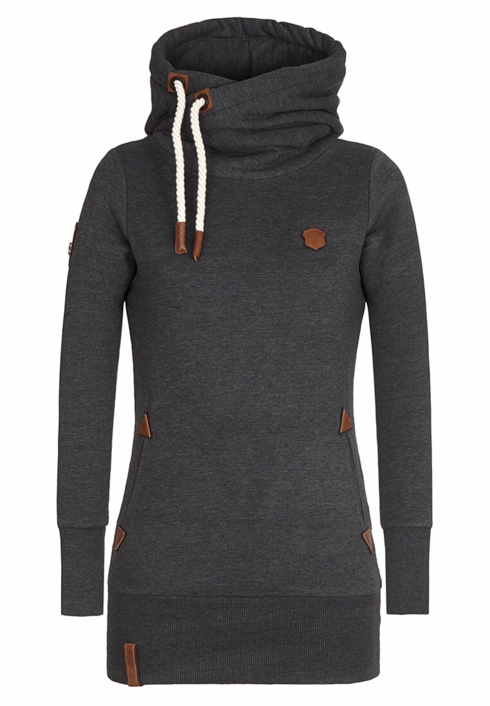 naketano Kapuzensweatshirt »Darth«, Eingrifftaschen online kaufen | OTTO
