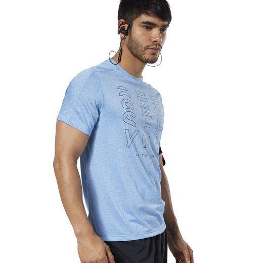 Reebok T-Shirt »Running Reflective Move T-Shirt«