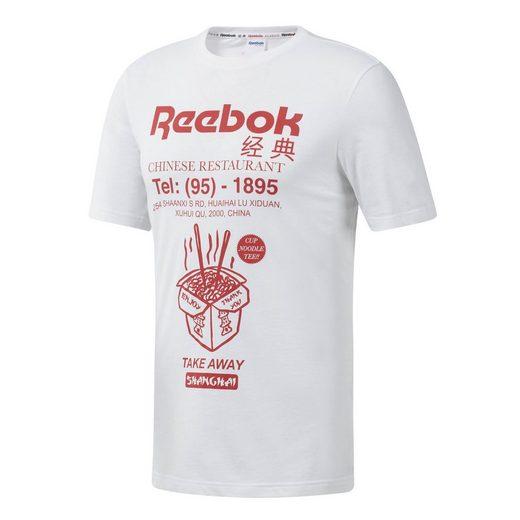 Reebok Classic T-Shirt »Classics International Noodles T-Shirt«