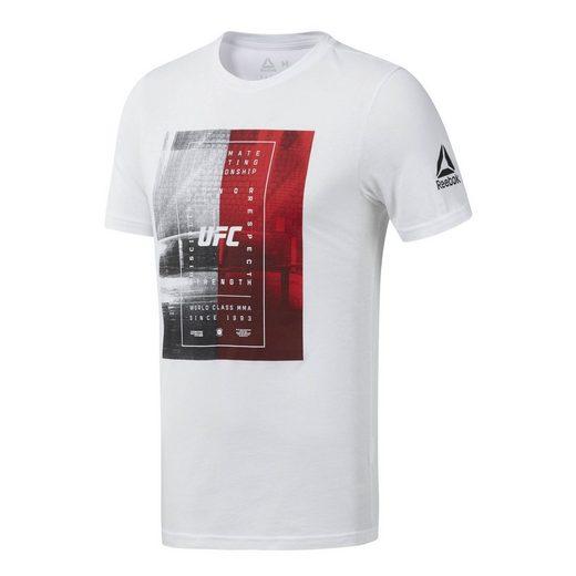 Reebok Футболка »UFC Fan Gear Text Футболка«