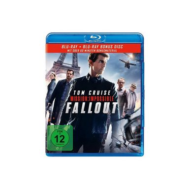 BLU-RAY Mission: Impossible 6-Fallout