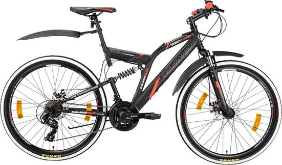 Galano Mountainbike »Volt«, 21 Gang Shimano, Kettenschaltung
