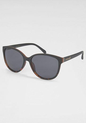catwalk Eyewear Sonnenbrille mattfarbendes Gestell