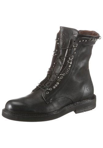 A.S.98 Сапоги со шнуровкой
