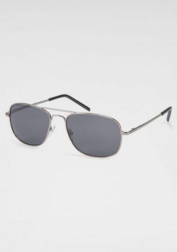 ROUTE 66 Feel the Freedom Eyewear Sonnenbrille mit klassischem Doppelsteg
