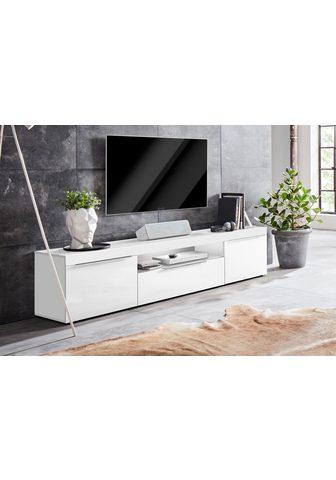 BORCHARDT MÖBEL TV staliukas »DURBAN« plotis 166 cm