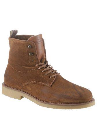 GANT FOOTWEAR Suvarstomi ilgaauliai batai »Barkley«