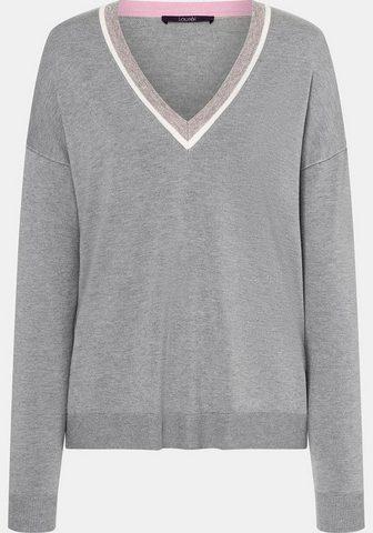 LAURÈL Laurèl пуловер с V-образным выр...