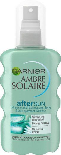 GARNIER After Sun-Spray »Ambre Solaire Feuchtigkeits-Après«, mit Kaktus-Extrakt