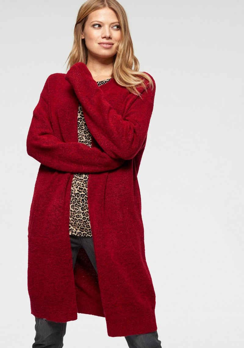 Aniston CASUAL Strickjacke im Oversize Look