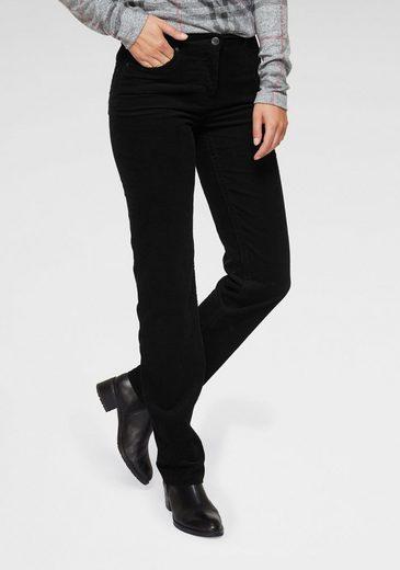 Aniston CASUAL Cordhose im 5-Pocket Style