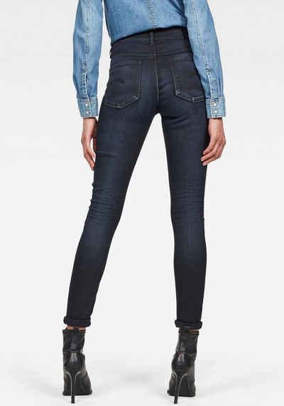 769a8cf042 G-Star RAW Skinny-fit-Jeans »3301 High Skinny« mit Stretch