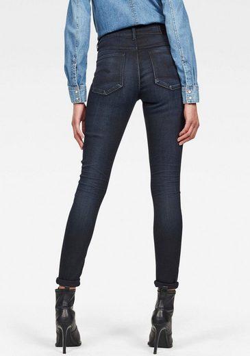 G-Star RAW Skinny-fit-Jeans »3301 High Skinny« mit Stretch