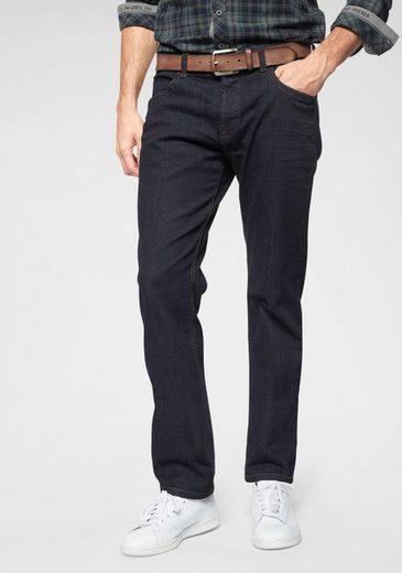 camel active 5-Pocket-Jeans mit kontrastfarbenen Nähten