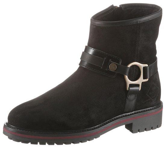Gant Footwear »Natalie« Winterstiefelette mit Zierriemchen