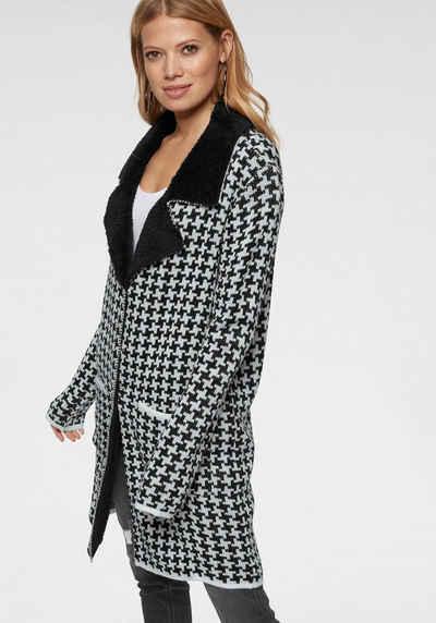 Вязаное пальто Aniston CASUAL