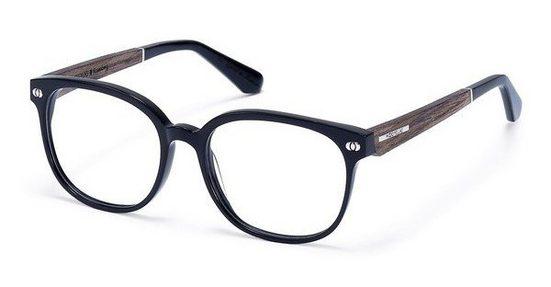 WOOD FELLAS Brille »Rosenberg 10945«