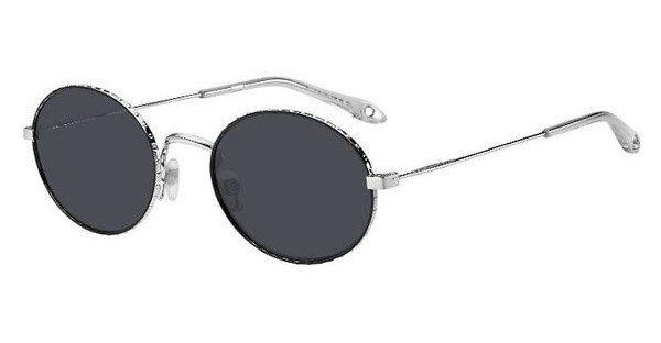 Classic Vintage Retro Green Mens Womens Round Clear Lens Flip Sunglasses D22E