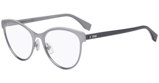 FENDI Damen Brille »FF 0278«