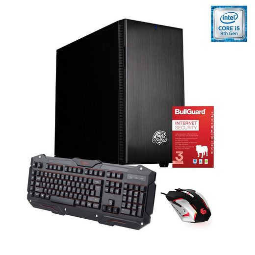 ONE GAMING PC, Core i5-9600K, GeForce RTX 2070, 16GB »Gaming PC 131072«