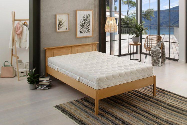 Komfortschaummatratze »Lasana«, Fair Life Bio, 22 cm hoch, Raumgewicht: 30, komfortabel & umweltbewusst mit Latex