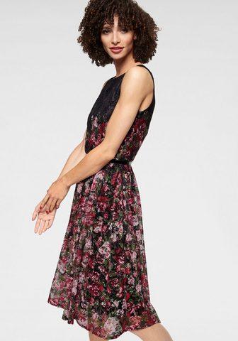 ANISTON SELECTED Кружевное платье