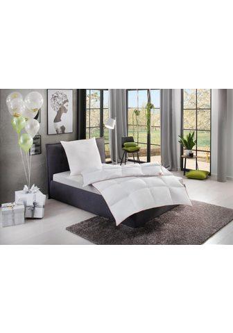 RIBECO Pūkinė antklodė + pagalvė »Ella« Pilno...
