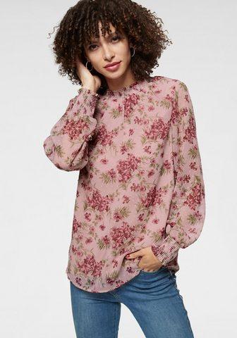 ANISTON SELECTED Блузка на выпуск