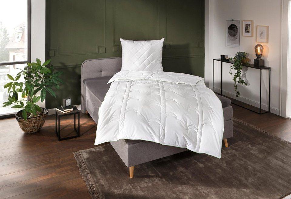 Naturfaserbettdecke Iris Queens Textiles Leicht 1 Tlg Online Kaufen Otto