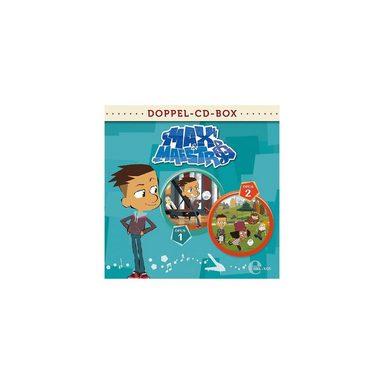 Edel CD Max und Maestro Doppel-CD-Box Folgen 1 + 2 (2 CDs)
