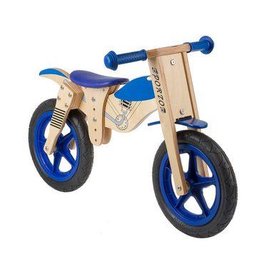 "Holz-Kinder-Lernlaufrad ""Motorbike"""