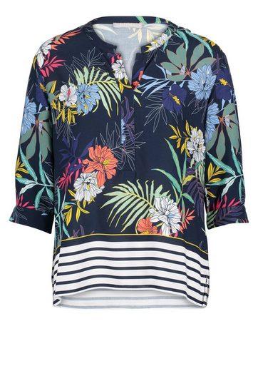 Betty&Co Casual-Bluse mit Aufdruck