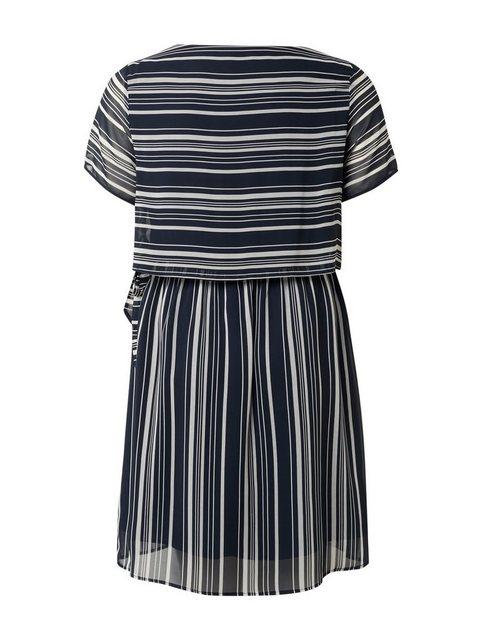 TOM TAILOR MY TRUE ME Sommerkleid »Kleid im zweiteiligen Look«   Bekleidung > Kleider > Sommerkleider   TOM TAILOR MY TRUE ME