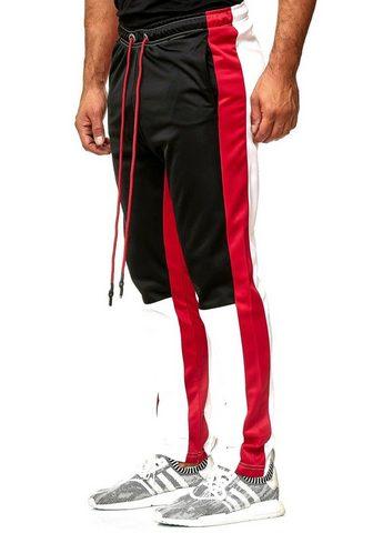 RUSTY NEAL Jogginghos im Colour-Blocking-Design »...