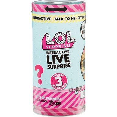 MGA L.O.L. Interactive Live Surprise Pet